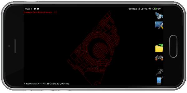 Türkiye'nin ilk Android CAD uygulaması Emlakcad yayında !!!